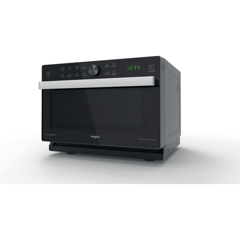 Whirlpool-Microonde-A-libera-installazione-MWP-337-SB-Argento-Elettronico-33-Microonde---grill-900-Perspective