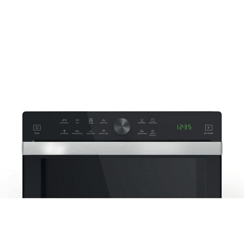 Whirlpool-Microonde-A-libera-installazione-MWP-337-SB-Argento-Elettronico-33-Microonde---grill-900-Control-panel