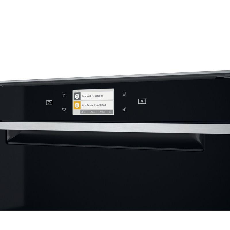Whirlpool-Microonde-Da-incasso-W11I-MW161-Dark-Grey-Elettronico-40-Microonde-combinato-900-Control-panel