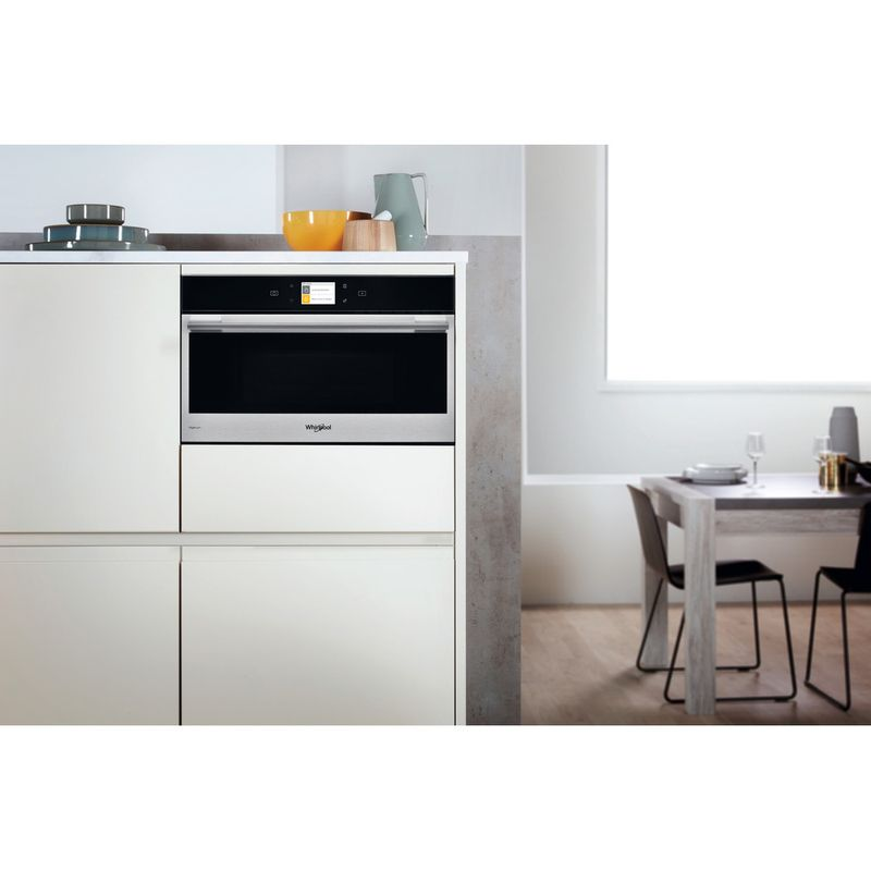 Whirlpool-Microonde-Da-incasso-W9-MD260-IXL-Stainless-Steel-Elettronico-31-Microonde-combinato-1000-Lifestyle-frontal