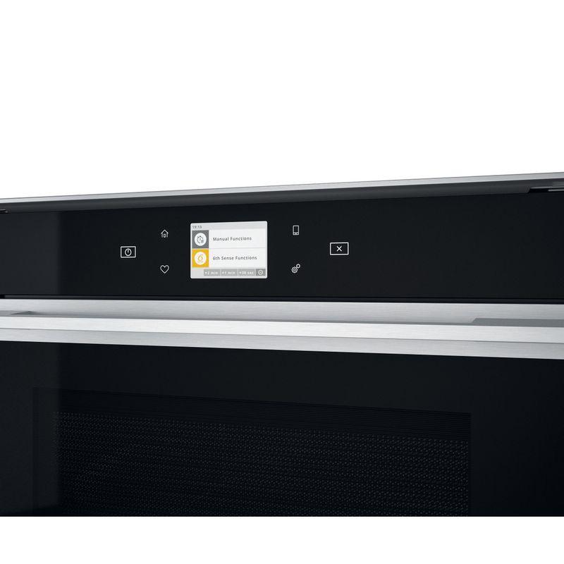 Whirlpool-Microonde-Da-incasso-W9-MW261-IXL-Stainless-Steel-Elettronico-40-Microonde-combinato-900-Control-panel