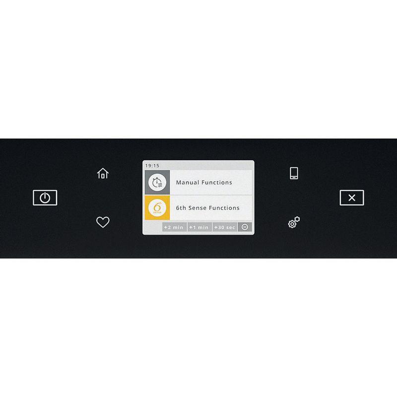 Whirlpool-Microonde-Da-incasso-W9I-MW261-Dark-Grey-Elettronico-40-Microonde-combinato-900-Control-panel