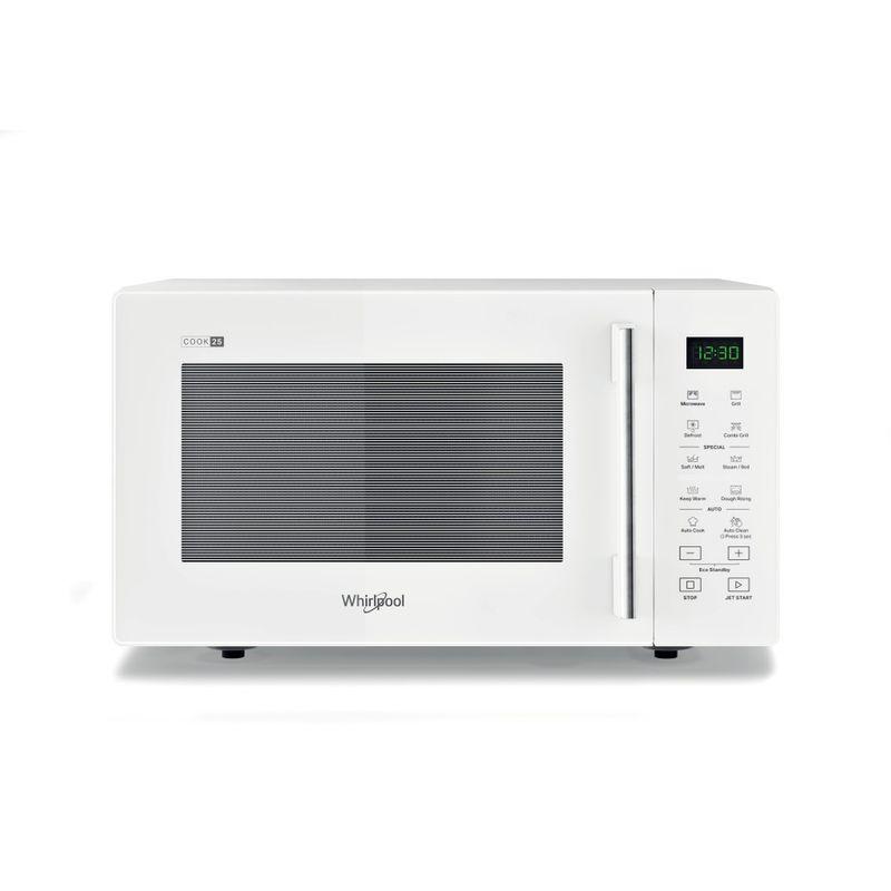 Whirlpool-Microonde-A-libera-installazione-MWP-254-W-Bianco-Elettronico-25-Microonde---grill-900-Frontal
