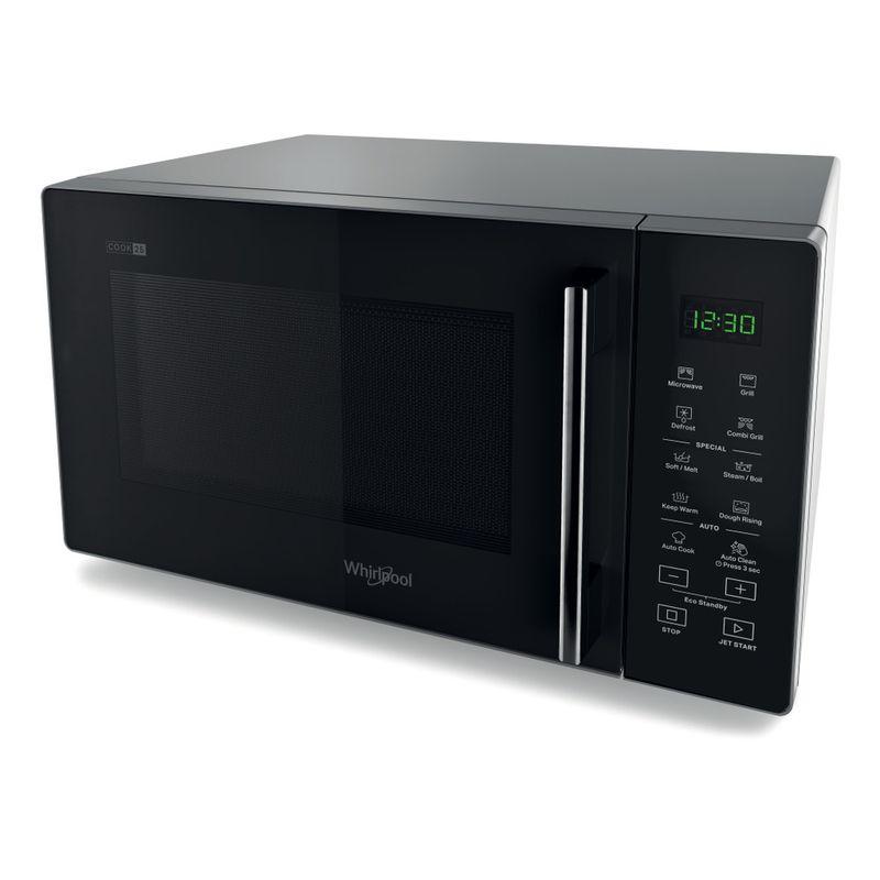 Whirlpool-Microonde-A-libera-installazione-MWP-254-SB-Nero-Elettronico-25-Microonde---grill-900-Perspective
