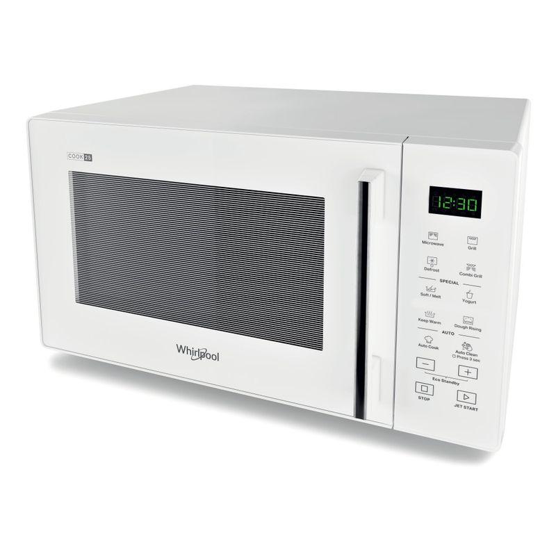 Whirlpool-Microonde-A-libera-installazione-MWP-253-W-Bianco-Elettronico-25-Microonde---grill-900-Perspective