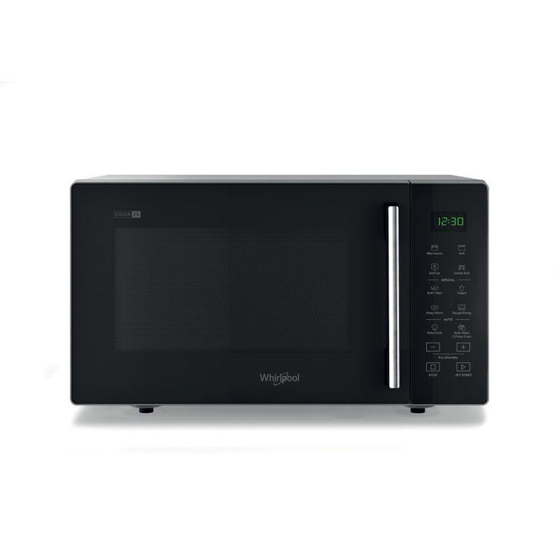 Whirlpool-Microonde-A-libera-installazione-MWP-253-SB-Silver-Black-Elettronico-25-Microonde---grill-900-Frontal