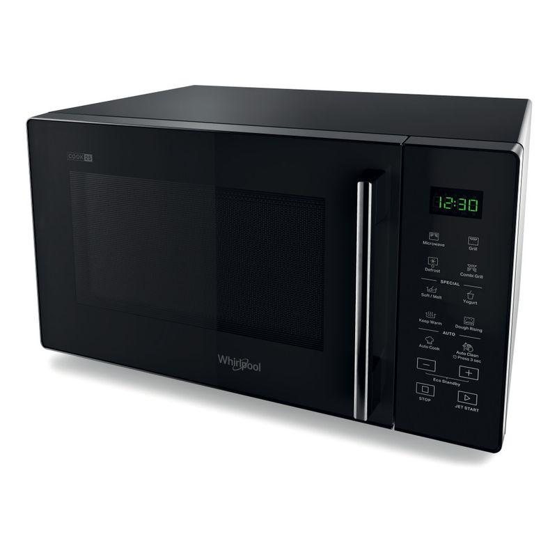 Whirlpool-Microonde-A-libera-installazione-MWP-253-B-Nero-Elettronico-25-Microonde---grill-900-Perspective