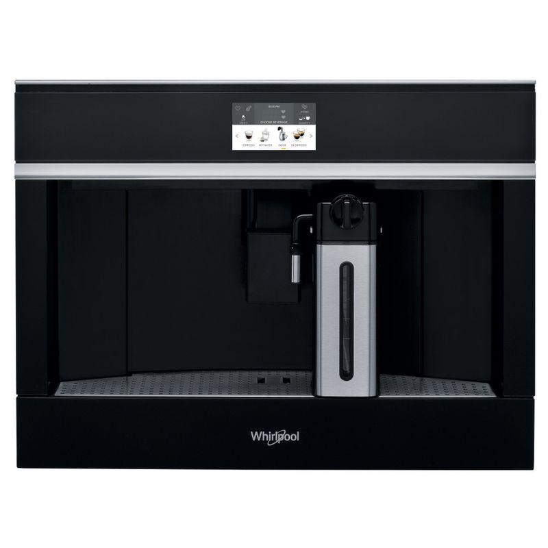 Whirlpool-Macchina-del-caffe-da-incasso-W11-CM145-Dark-Grey-Automatico-Frontal