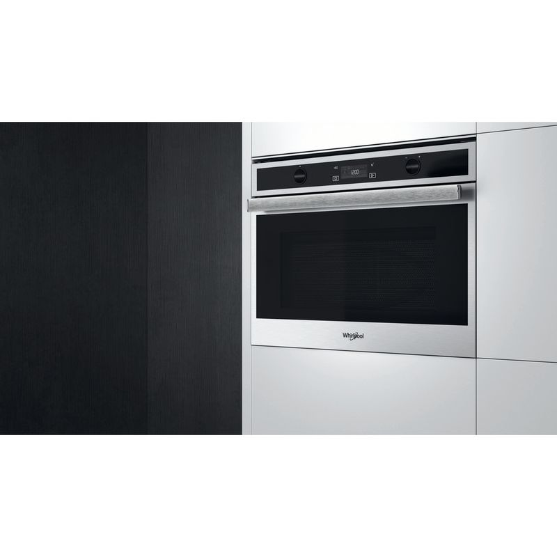 Whirlpool-Microonde-Da-incasso-W6-MW561-Stainless-Steel-Elettronico-40-Microonde-combinato-900-Lifestyle-perspective
