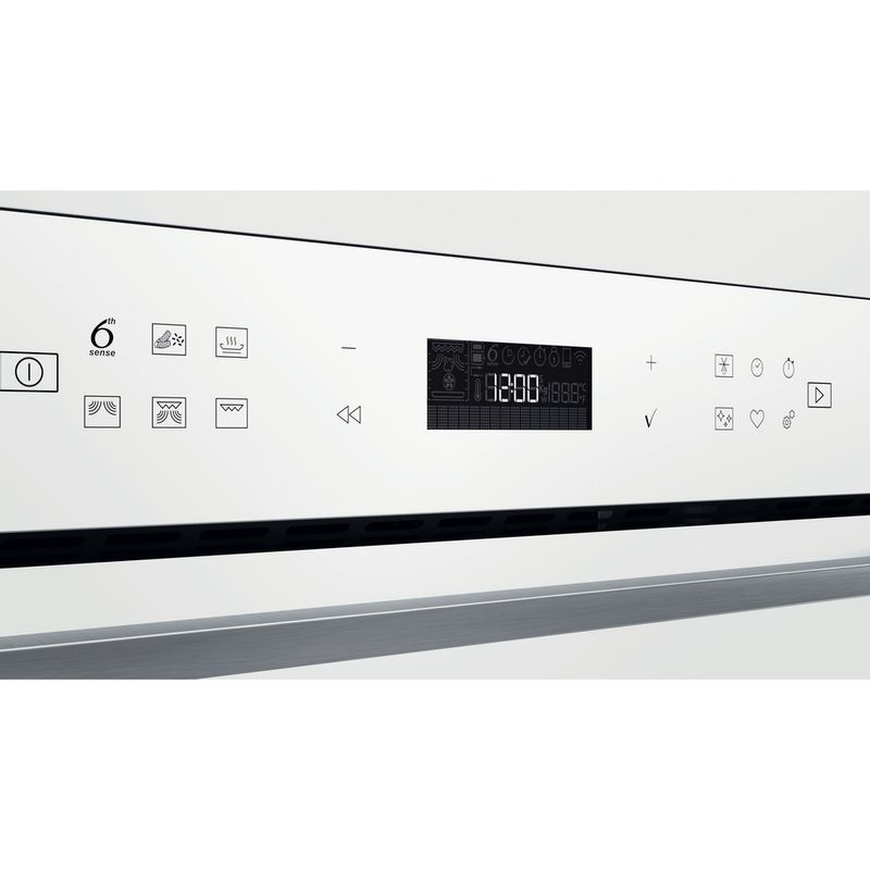 Whirlpool-Microonde-Da-incasso-W7-MD440-WH-Bianco-Elettronico-31-Microonde---grill-1000-Control-panel