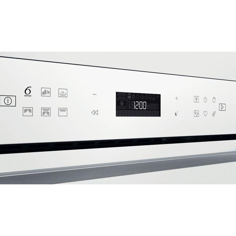 Whirlpool-Microonde-Da-incasso-W7-MD440-WH-Bianco-Elettronico-31-Microonde---grill-1000-Control-panel