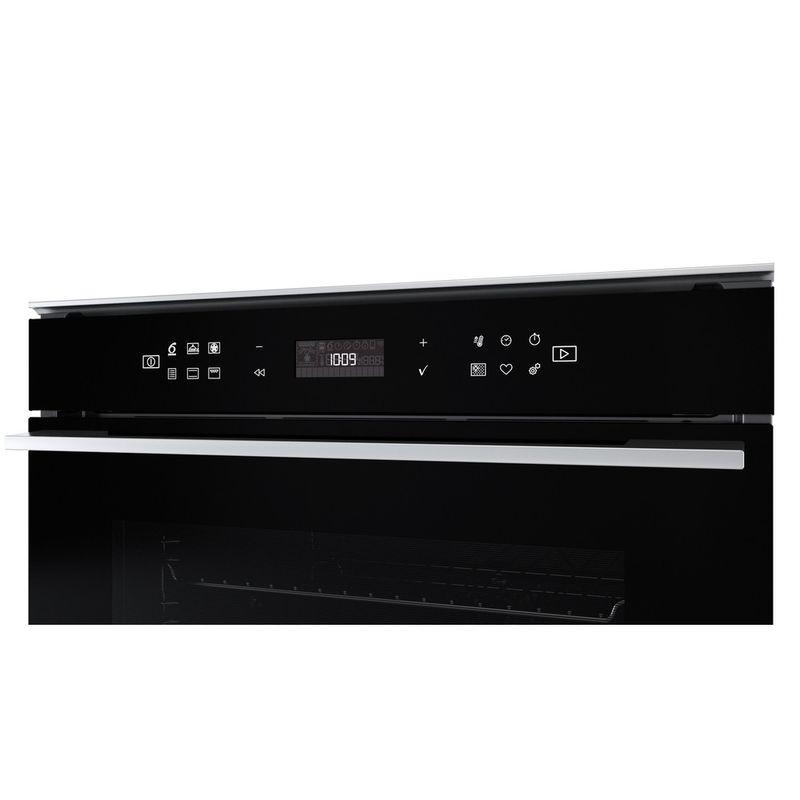 Whirlpool-Forno-Da-incasso-W7-OM4-4S1-P-BL-Elettrico-A--Control-panel