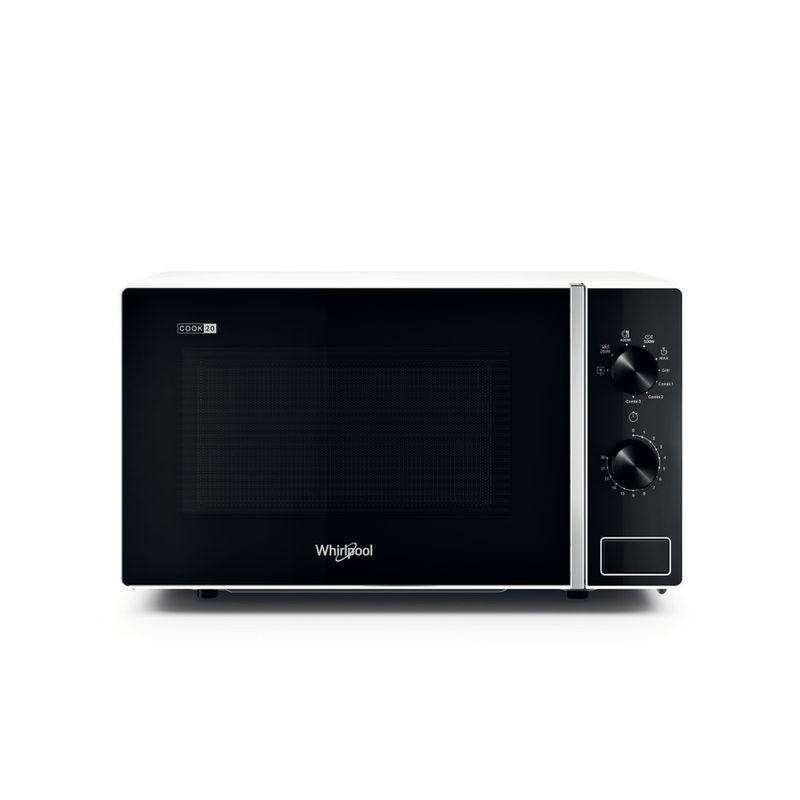 Whirlpool-Microonde-A-libera-installazione-MWP-103-W-Bianco-Meccanico-20-Microonde---grill-700-Frontal