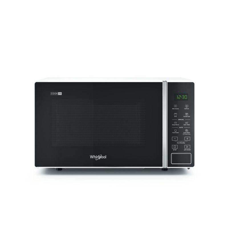 Whirlpool-Microonde-A-libera-installazione-MWP-203-W-Bianco-Elettronico-20-Microonde---grill-700-Frontal