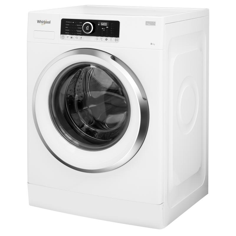 Whirlpool-Lavabiancheria-A-libera-installazione-BEST-ZEN-8-Bianco-Carica-frontale-A----Perspective