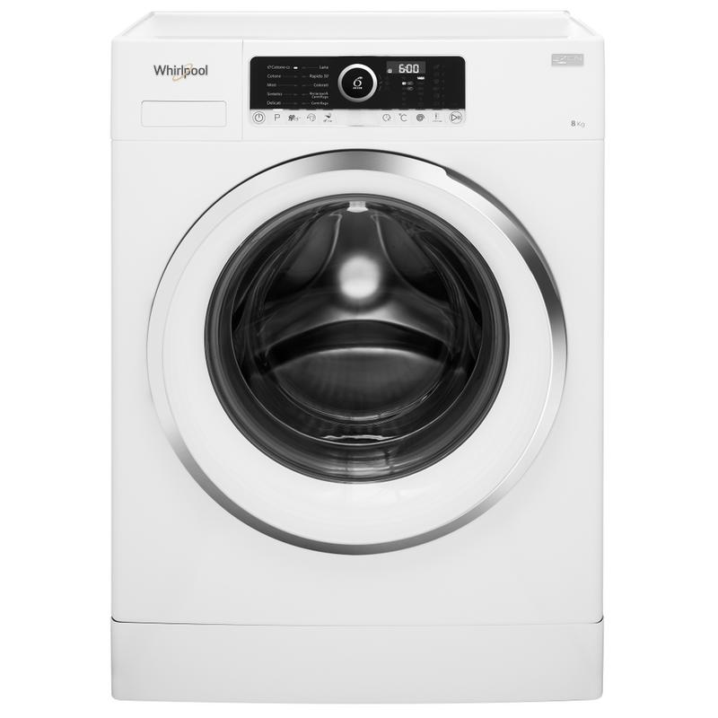 Whirlpool-Lavabiancheria-A-libera-installazione-BEST-ZEN-8-Bianco-Carica-frontale-A----Frontal