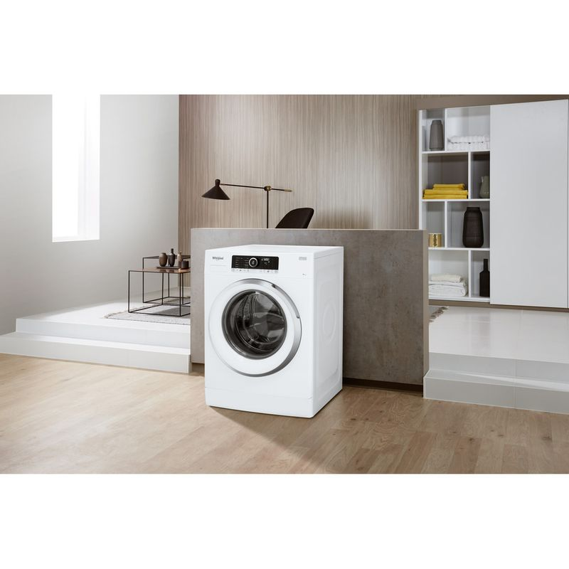 Whirlpool-Lavabiancheria-A-libera-installazione-BEST-ZEN-8-Bianco-Carica-frontale-A----Lifestyle-perspective