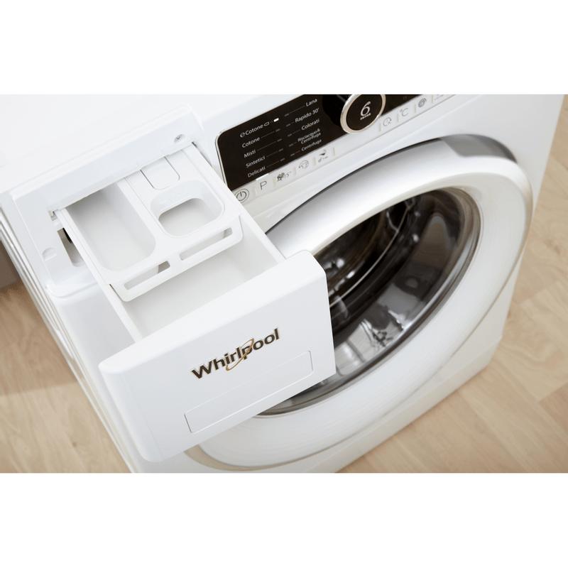 Whirlpool-Lavabiancheria-A-libera-installazione-BEST-ZEN-8-Bianco-Carica-frontale-A----Drawer