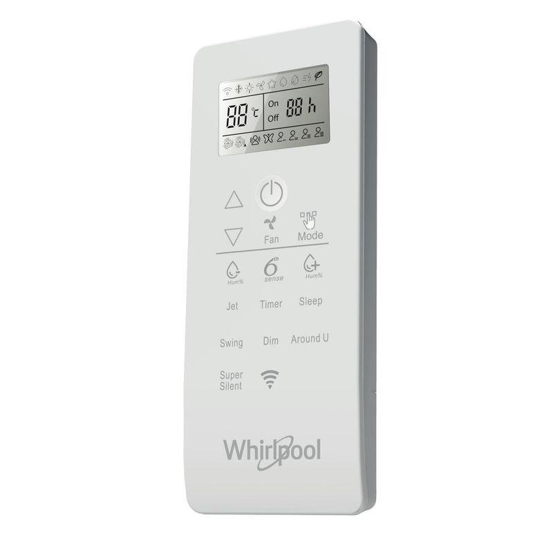 Whirlpool-Condizionatore-SPIW312A3WF.1-A----Inverter-Bianco-Control_Panel
