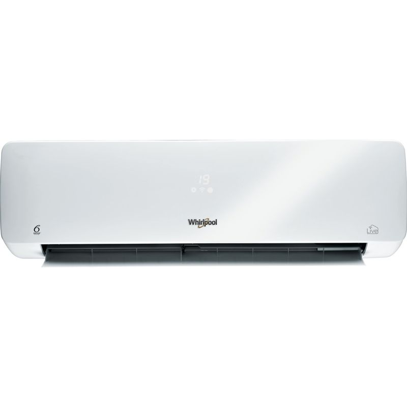 Whirlpool-Condizionatore-SPIW312A2WF-A---Inverter-Bianco-Frontal_Open
