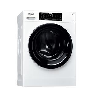 Lavatrice a libera installazione a carica frontale Whirlpool: 9 kg - AUTODOSE 9425