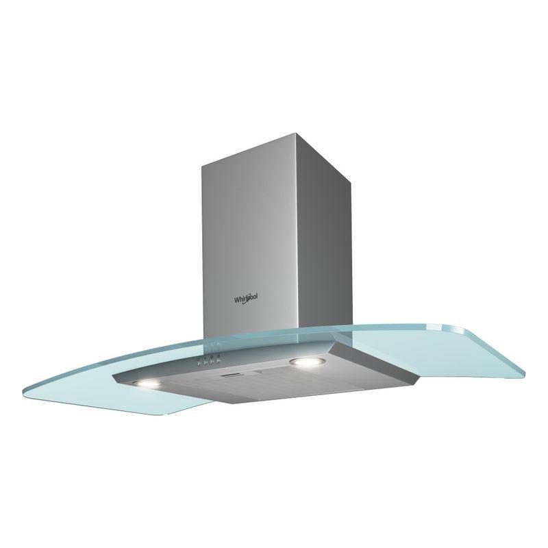 Whirlpool-Cappa-Da-incasso-WHGC-93-FL-MX-Inox-Montaggio-a-parete-Meccanico-Perspective
