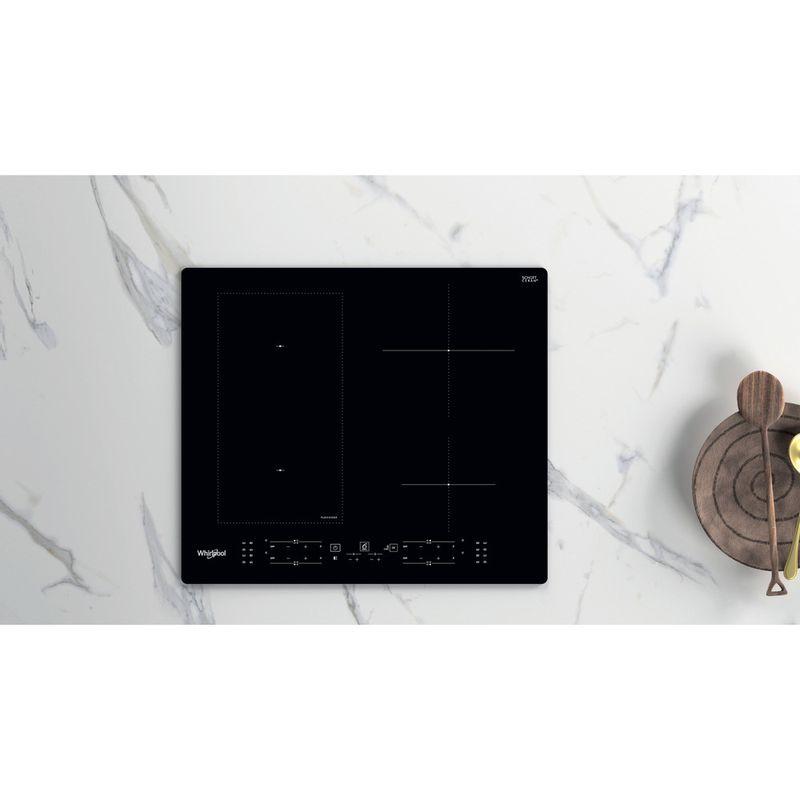Whirlpool-Piano-cottura-WL-B8160-NE-Nero-Induction-vitroceramic-Lifestyle-frontal