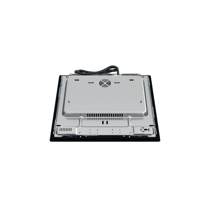 Whirlpool-Piano-cottura-WL-B8160-NE-Nero-Induction-vitroceramic-Back---Lateral