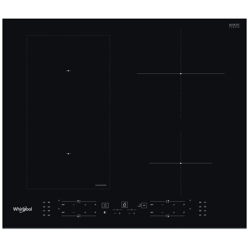 Whirlpool Piano cottura a induzione WL B1160 BF : guarda le specifiche e scopri le funzioni innovative degli elettrodomestici per casa e famiglia.