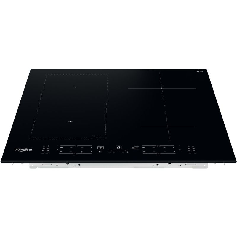 Whirlpool-Piano-cottura-WL-B1160-BF-Nero-Induction-vitroceramic-Frontal-top-down