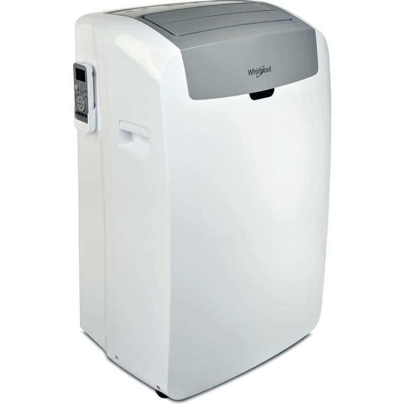 Whirlpool-Condizionatore-PACW212CO-A-On-Off-Bianco-Perspective