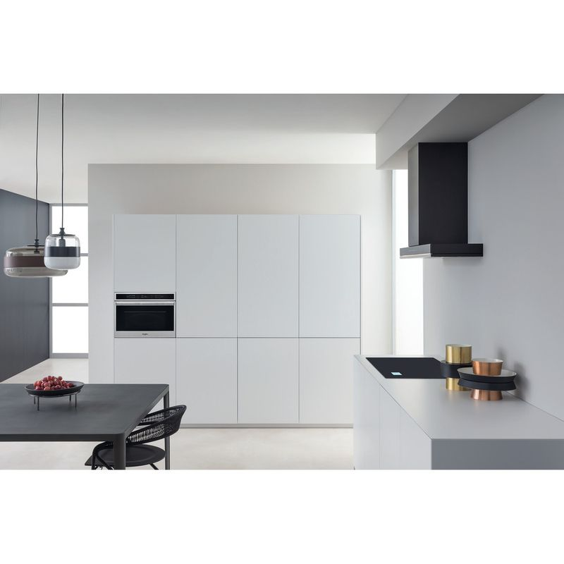 Whirlpool-Microonde-Da-incasso-W6-MW361-Stainless-Steel-Elettronico-40-Microonde-combinato-900-Lifestyle-frontal