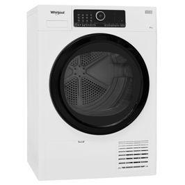 Asciugatrice a pompa di calore Whirlpool: a libera installazione, 8 kg - ST U 83E EU