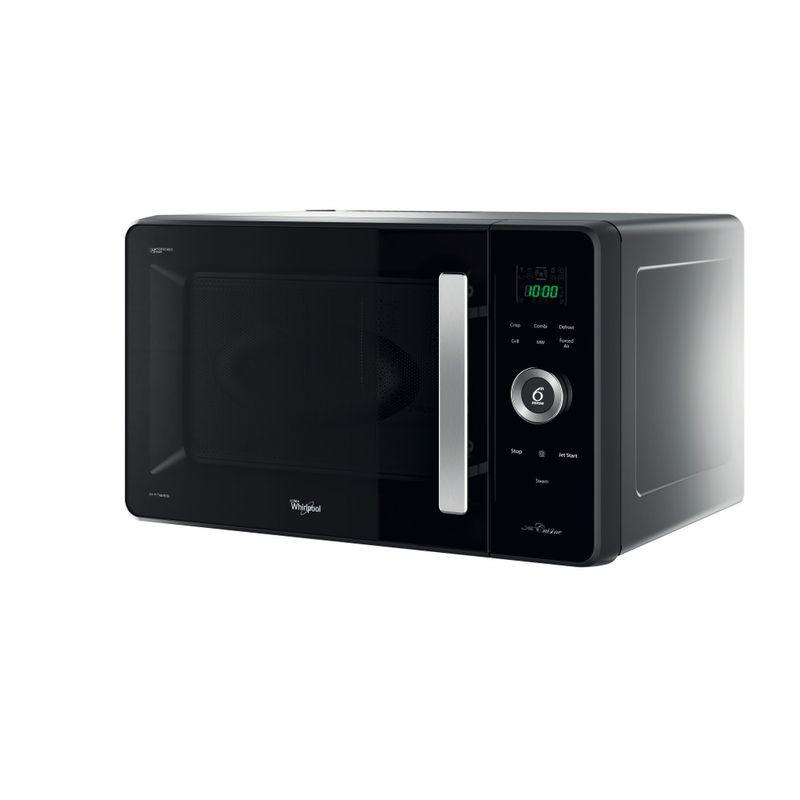 Whirlpool-Microonde-A-libera-installazione-JQ-280-MB-Nero-Elettronico-30-Microonde-combinato-1000-Perspective