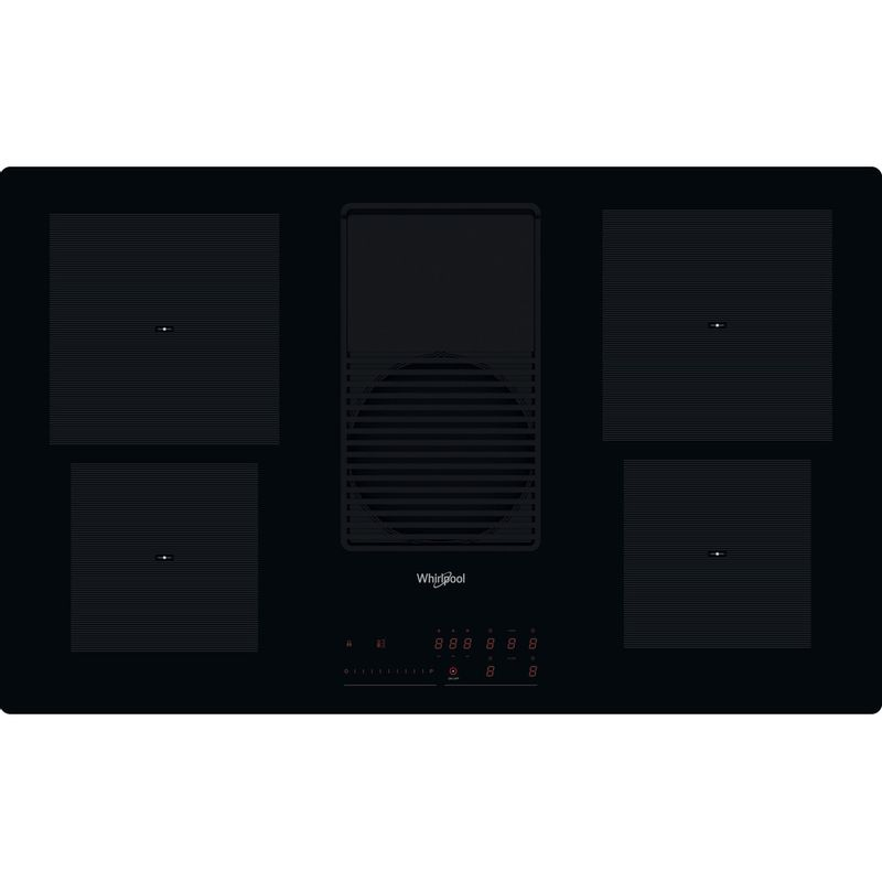 Whirlpool-Venting-cooktop-WVH-92-K-Nero-Frontal