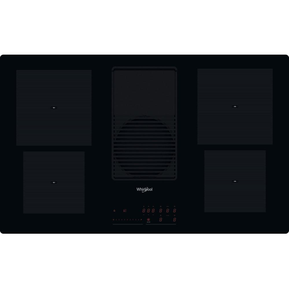 Whirlpool piano cottura con cappa WVH 92 K : guarda le specifiche e scopri le funzioni innovative degli elettrodomestici per casa e famiglia.