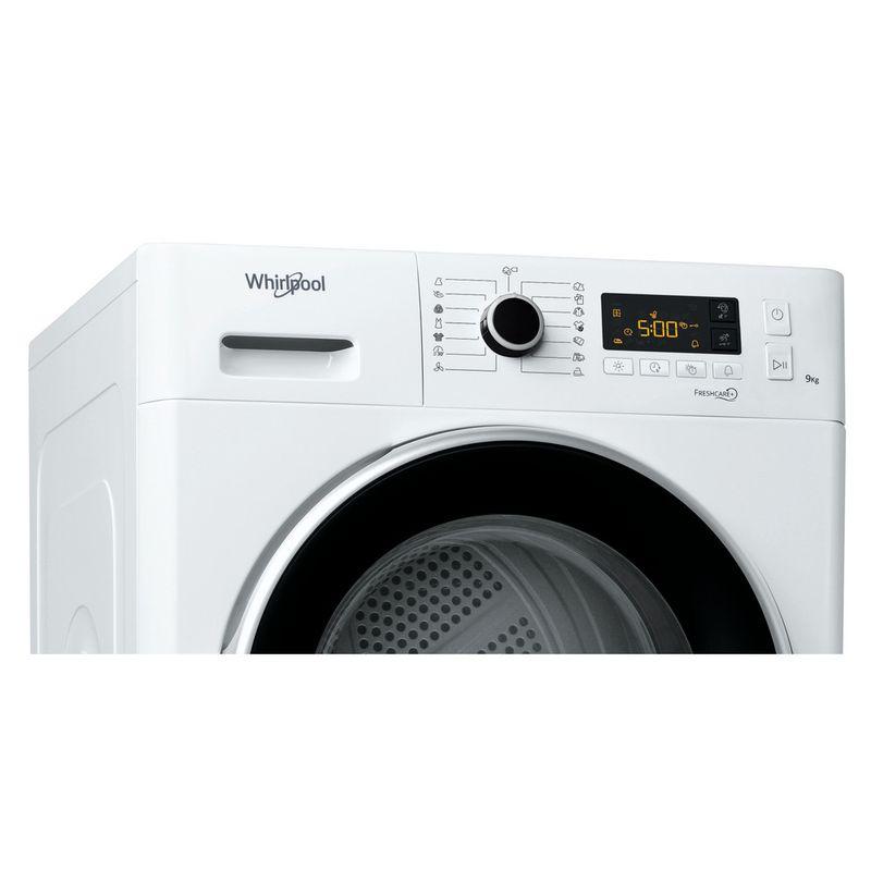 Whirlpool-Asciugabiancheria-FT-M11-9X2-EU-Bianco-Control-panel