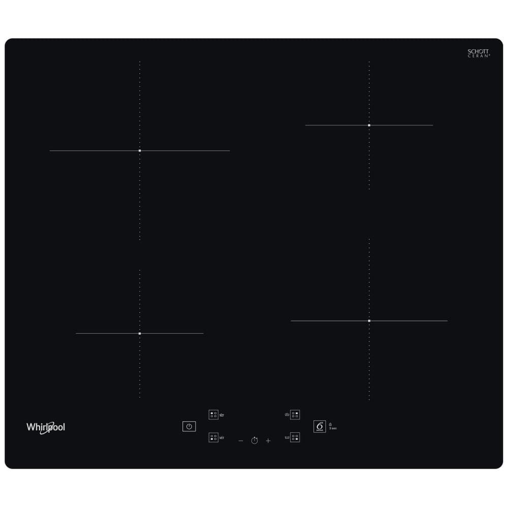 Whirlpool Piano cottura a induzione WS Q2160 NE : guarda le specifiche e scopri le funzioni innovative degli elettrodomestici per casa e famiglia.