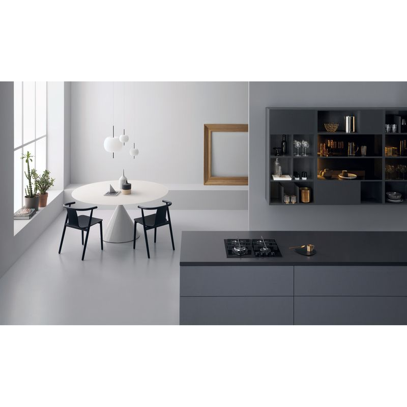 Whirlpool-Piano-cottura-GOWL-628-NB-Nero-GAS-Lifestyle-frontal