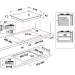 Whirlpool-Piano-cottura-GOWL-628-NB-Nero-GAS-Technical-drawing