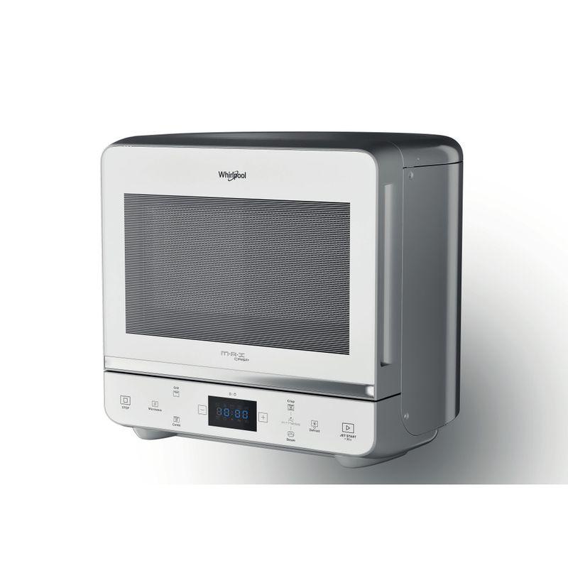 Whirlpool-Microonde-A-libera-installazione-MAX-49-WSL-Silver-totale-Elettronico-13-Microonde---grill-700-Perspective