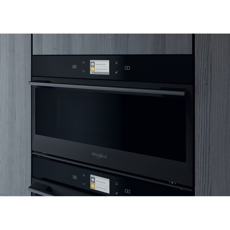 Whirlpool-Microonde-Da-incasso-W9-MD260-BSS-Black-Steel-Elettronico-31-Microonde-combinato-1000-Lifestyle-control-panel
