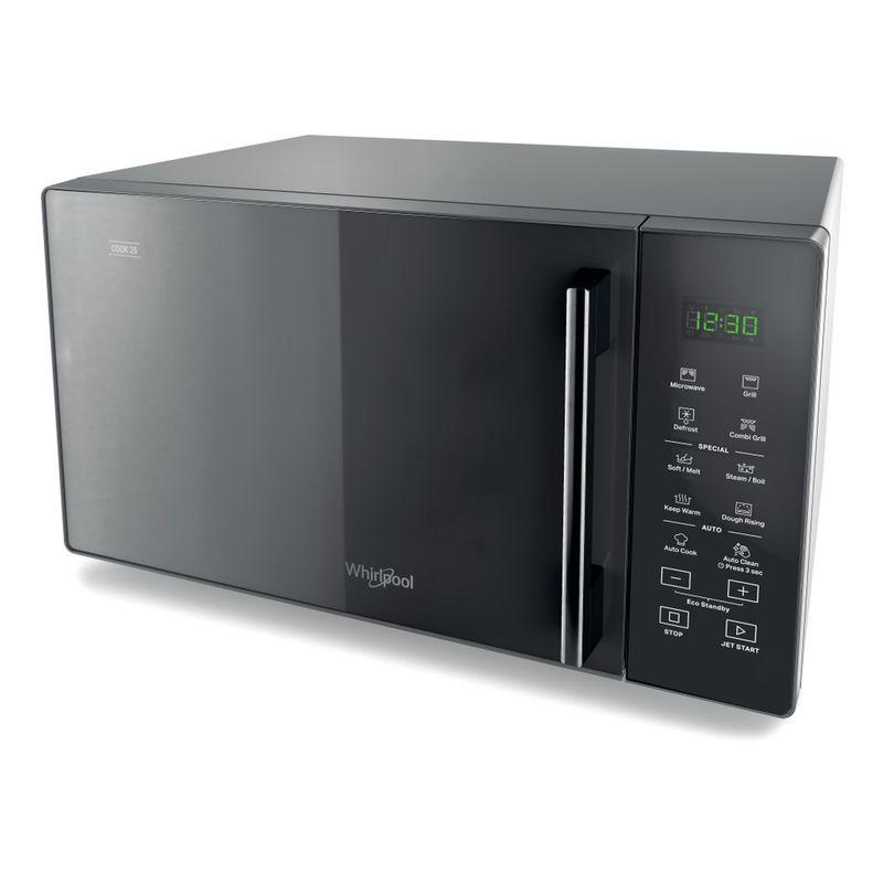 Whirlpool-Microonde-A-libera-installazione-MWP-254-SM-Specchio-Elettronico-25-Microonde---grill-900-Perspective