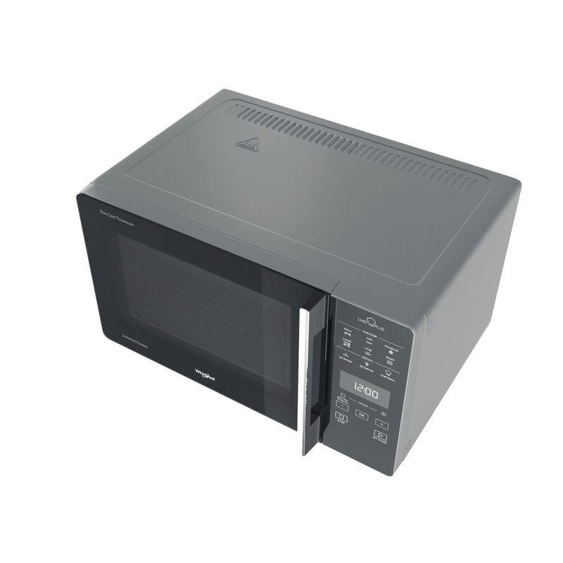Whirlpool-Microonde-A-libera-installazione-MCP-359-SL-Argento-Elettronico-25-Microonde-combinato-800-Perspective