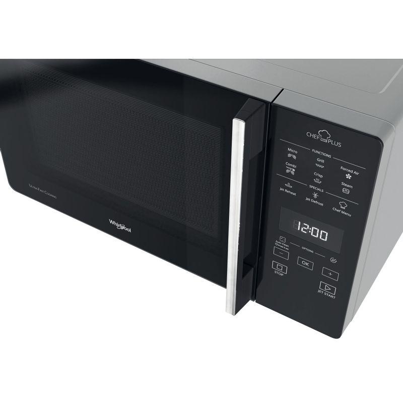 Whirlpool-Microonde-A-libera-installazione-MCP-359-SL-Argento-Elettronico-25-Microonde-combinato-800-Control-panel