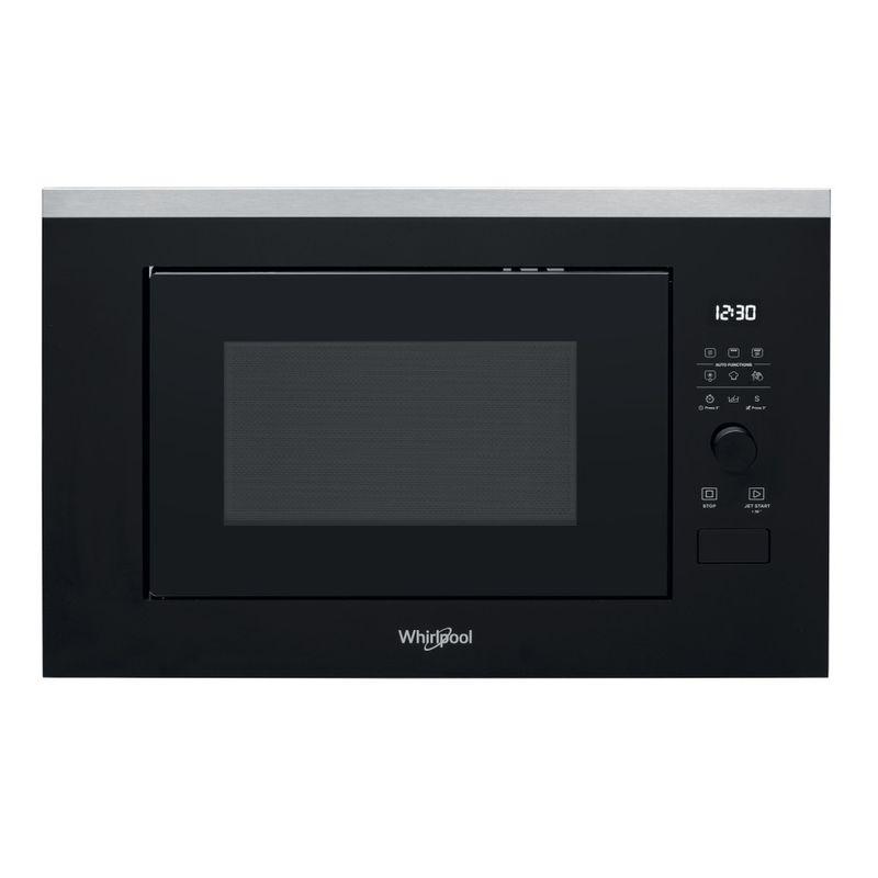 Whirlpool-Microonde-Da-incasso-WMF250G-Inox-Elettronico-25-Microonde---grill-900-Frontal