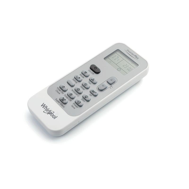 Whirlpool-Condizionatore-FM09IDU32-Non-disponibile-Inverter-Bianco-Control-panel