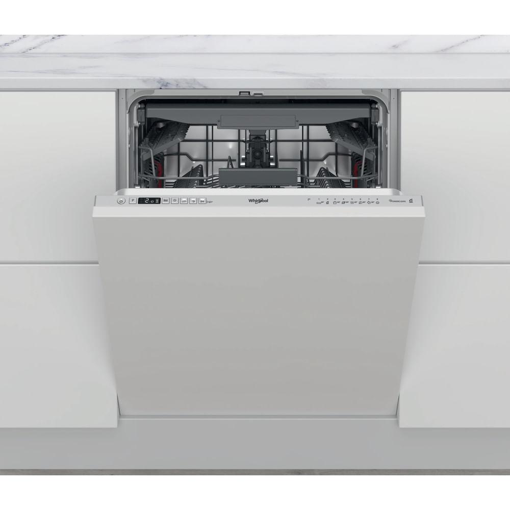 Whirlpool Lavastoviglie da incasso WI 7020 PEF : guarda le specifiche e scopri tutte le funzioni innovative degli elettrodomestici per la casa e la famiglia.