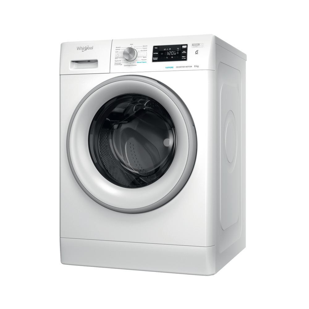 Whirlpool Lavatrice a libera installazione FFB 8248 SV IT : guarda le specifiche e scopri le funzioni innovative degli elettrodomestici per casa e famiglia.