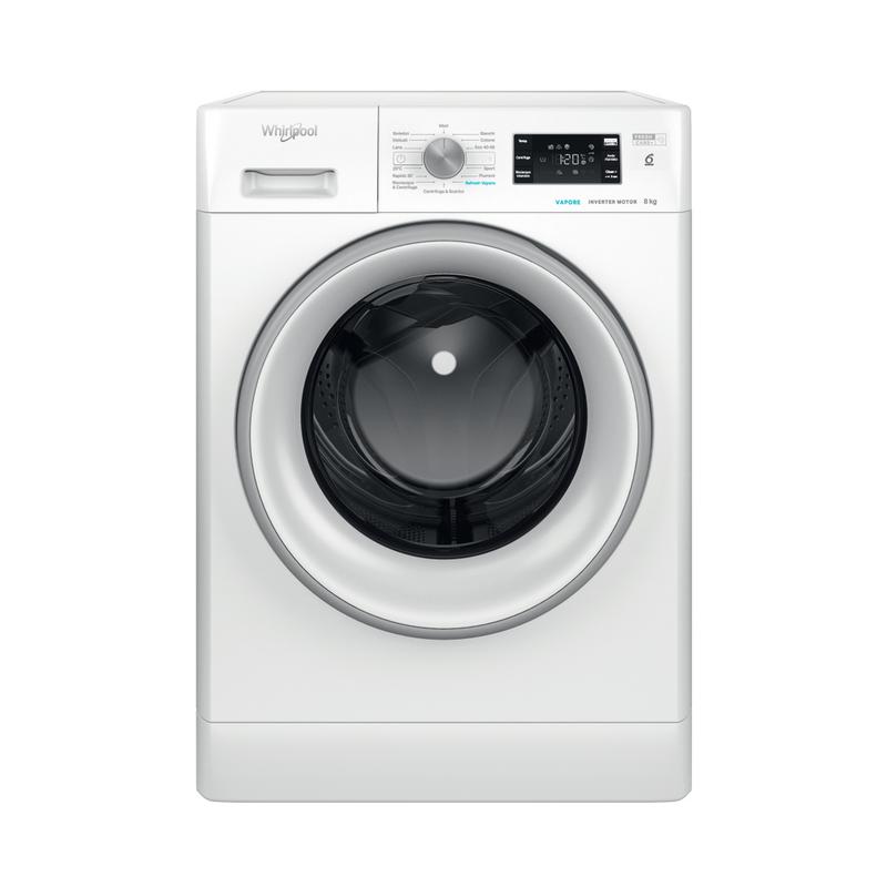 Whirlpool-Lavabiancheria-A-libera-installazione-FFB-8248-SV-IT-Bianco-Carica-frontale-C-Frontal